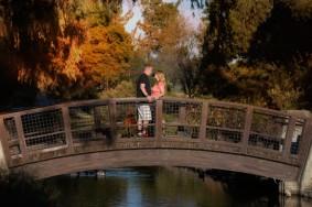 UC Davis Arboretum Engagement Pictures