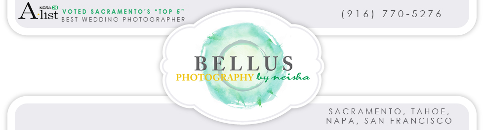 Bellus Photography by Neisha logo